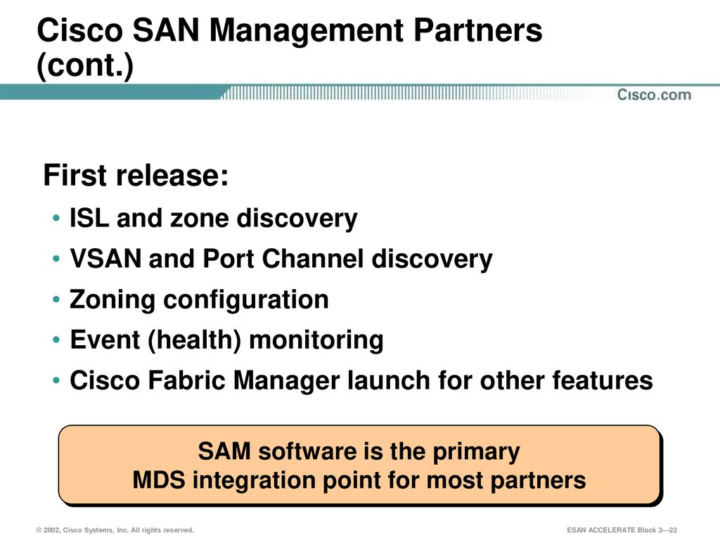 Introduction to SAN Management - ppt download