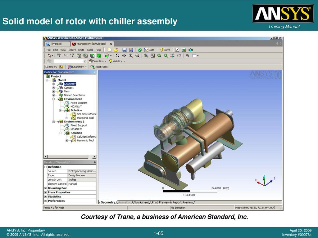 Rotordynamics with ANSYS Mechanical Solutions - ppt download