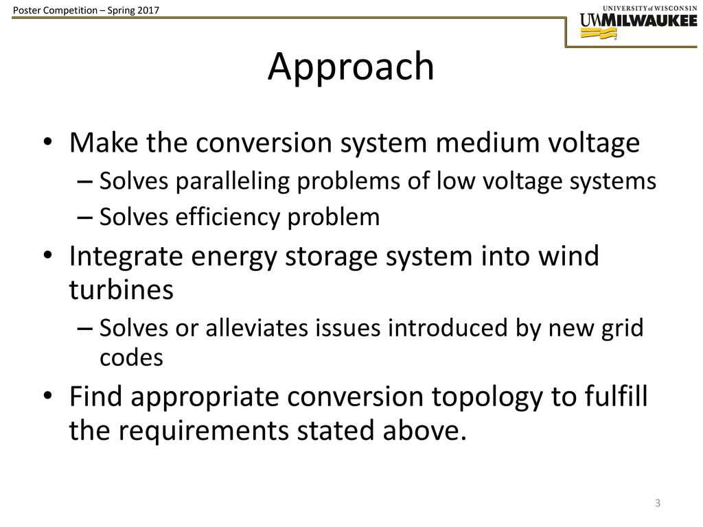 Modular Multilevel Converter for Wind Energy Storage Systems