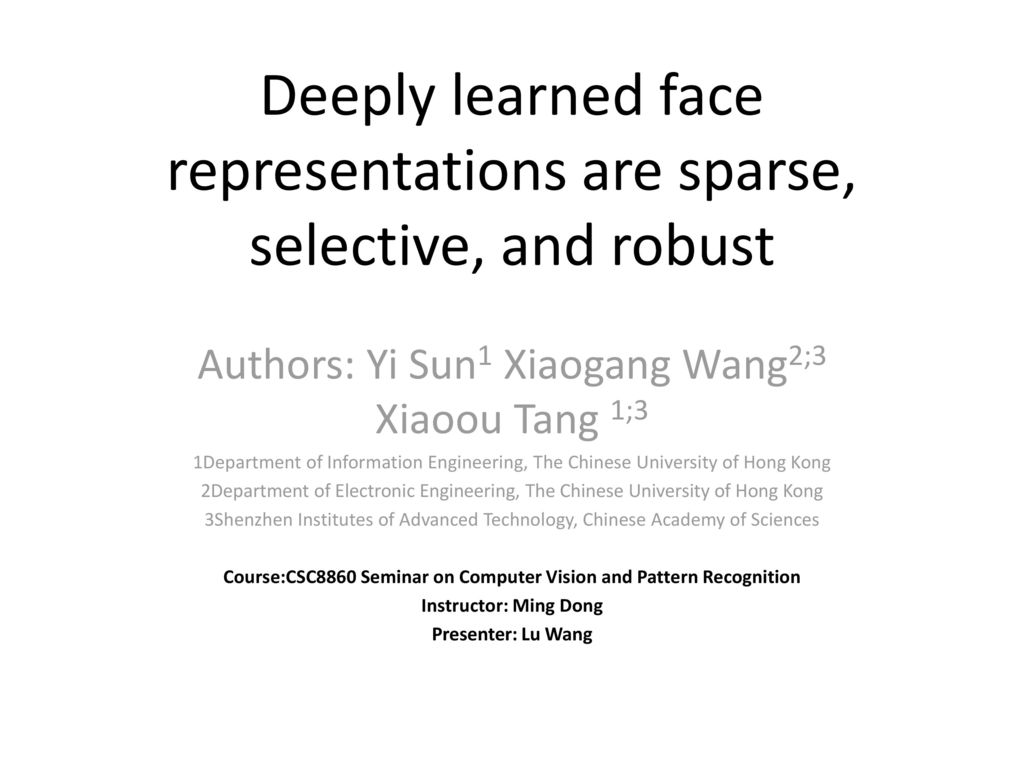 Deeply learned face representations are sparse, selective, and