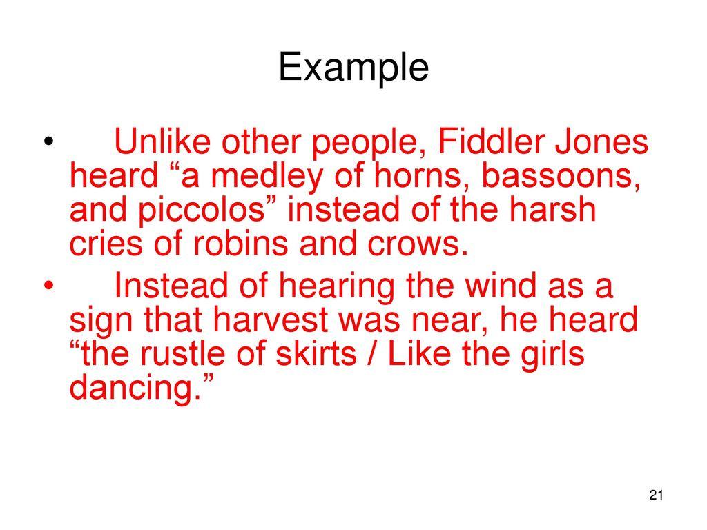 fiddler jones