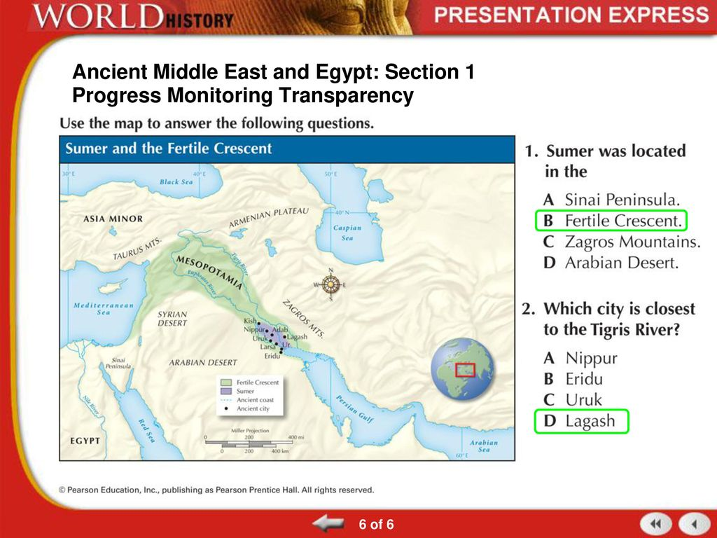 Ancient Middle East and Egypt - ppt download