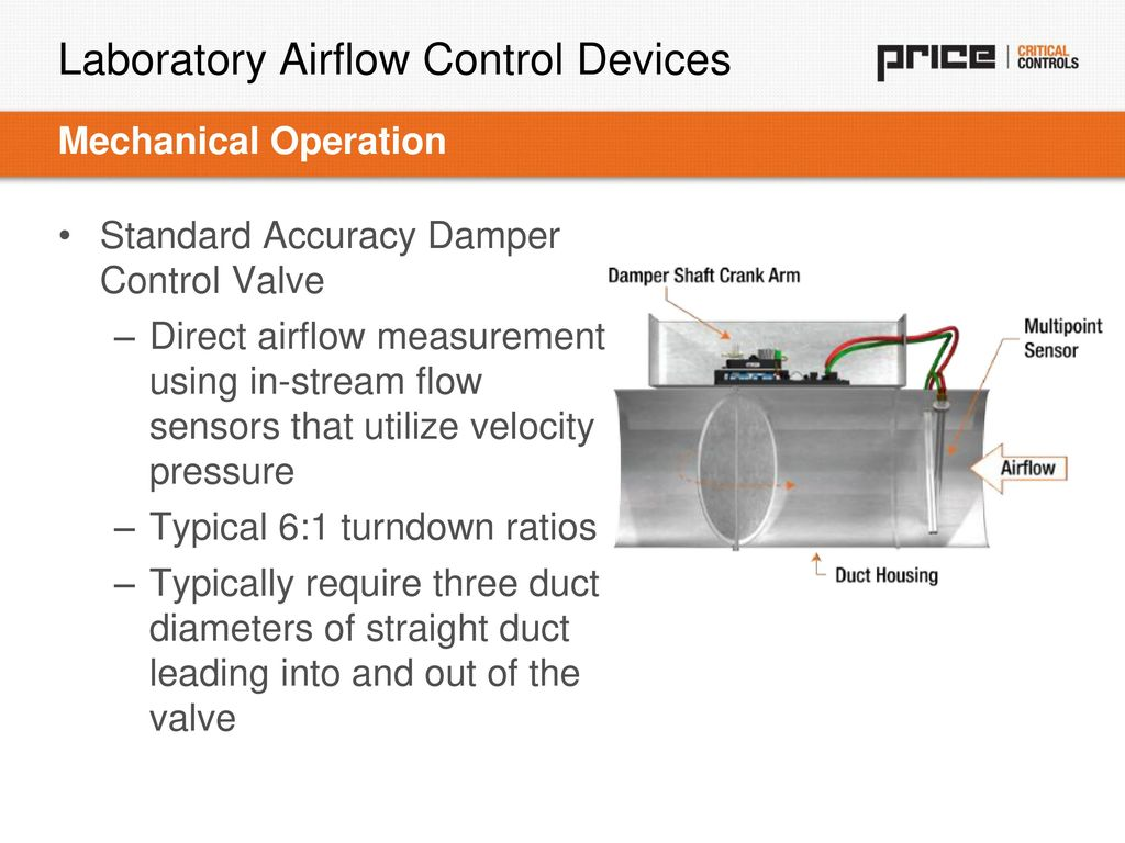 Airflow control buttons