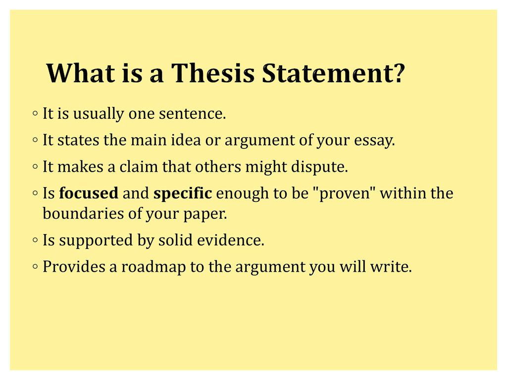 How To Write A Good Essay For High School  Essay Papers For Sale also Simple Essays In English Keys To Creating A Successful Thesis Statement  Ppt Download Persuasive Essay Samples High School