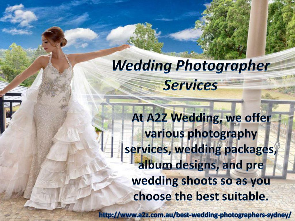 Top Wedding Photographers Sydney
