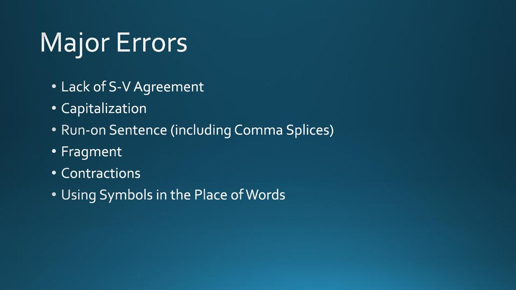 Essay Expectations Ppt Download