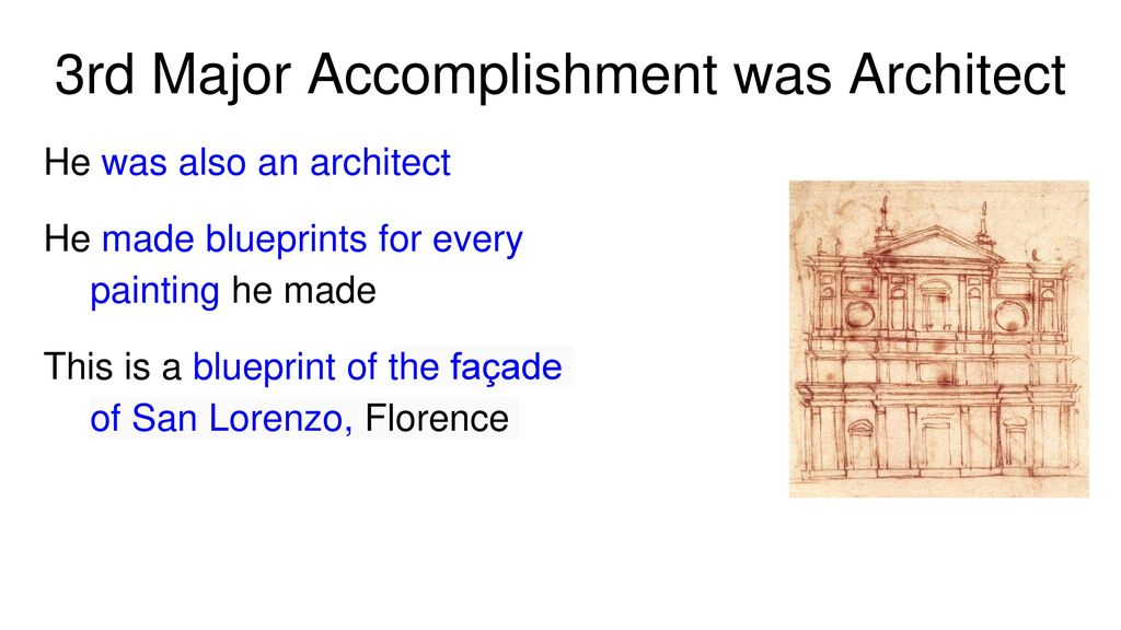 raphael major accomplishments