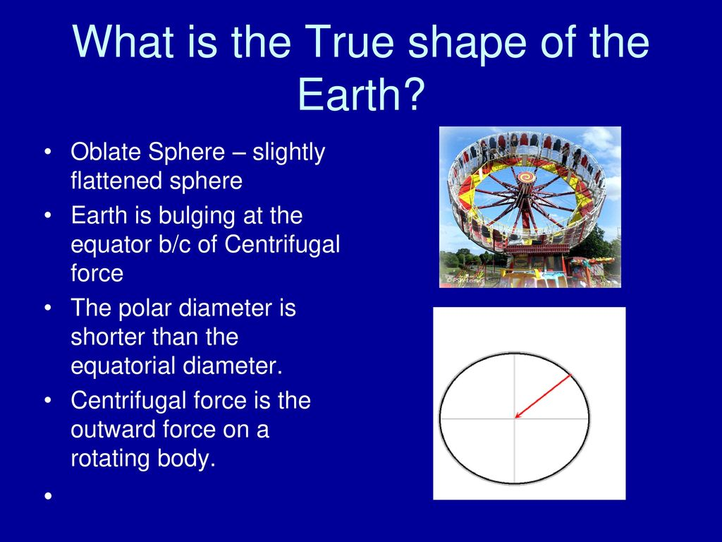 What Evidence Told Scientists Earth Has A Curved Surface Ppt Download