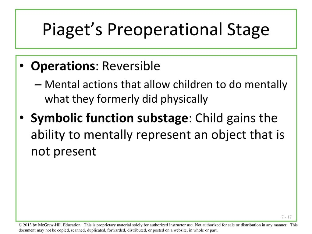 Physical And Cognitive Development In Early Childhood Ppt Download