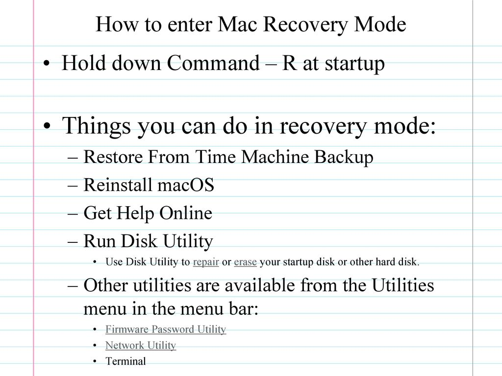 CS101 Booting A Computer  - ppt download