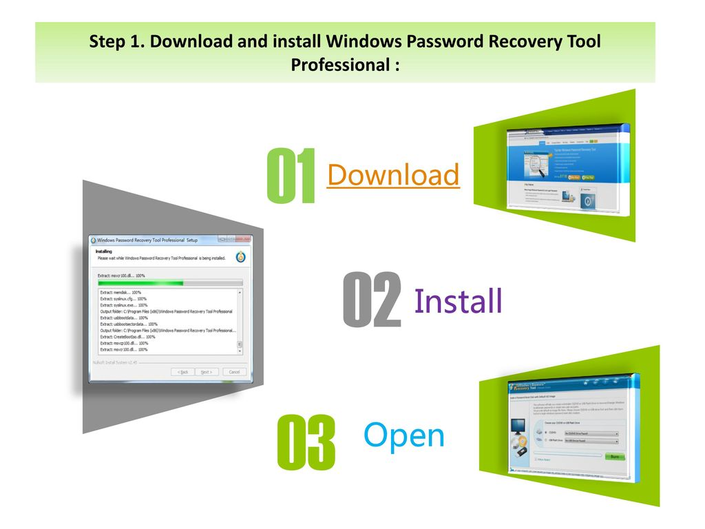 How to Bypass Windows 8 Password without Reset Disk - ppt