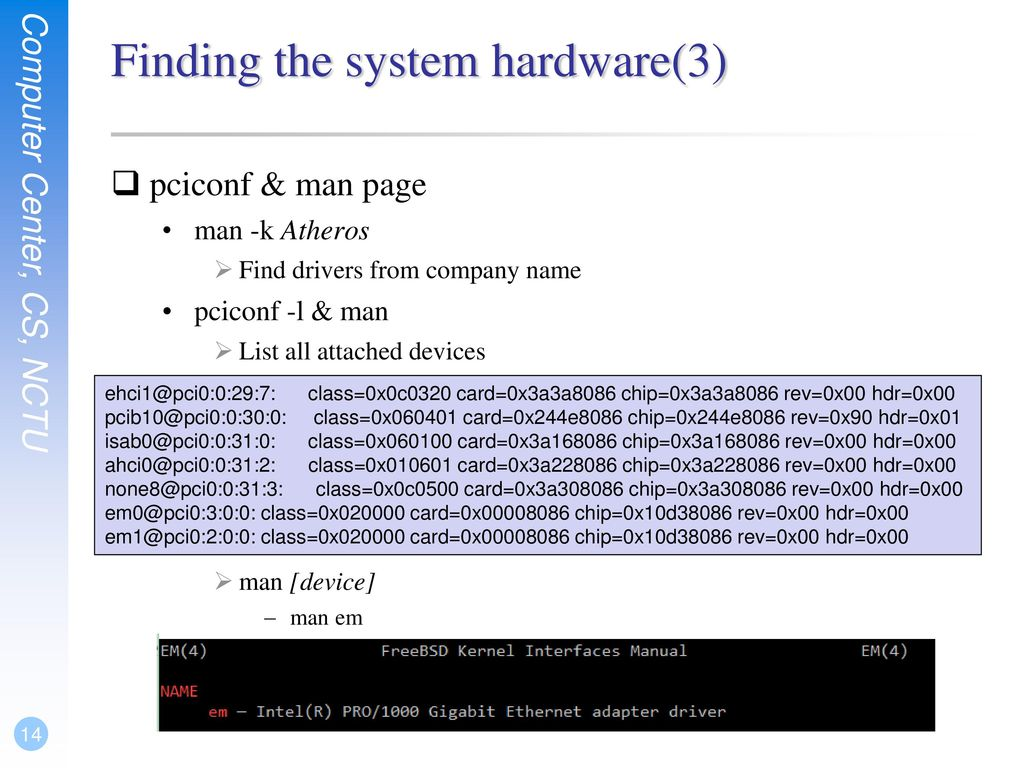Drivers and the Kernel lctseng arr  by pschiu  - ppt download