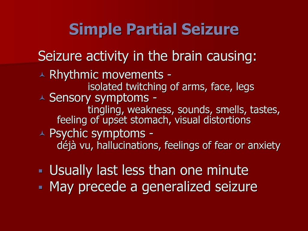 Epilepsy and Seizure Management - ppt download