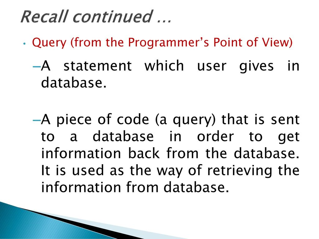 MySQL Subquery Source: Dev MySql com - ppt download
