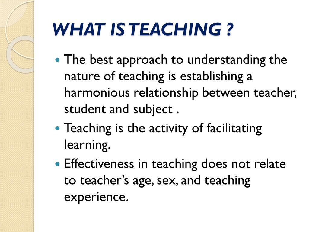 relating to teaching personnel essay Essays on teaching excellence is a series of eight short and succinct scholarly essays distributed by the pod network on a annual subscription basis teaching excellence presents thoughtful and useful viewpoints from which college teachers can look at their practice of instruction.