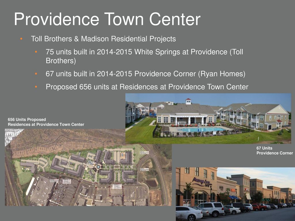 White Springs At Providence >> Montgomery County Planning Commission Ppt Download