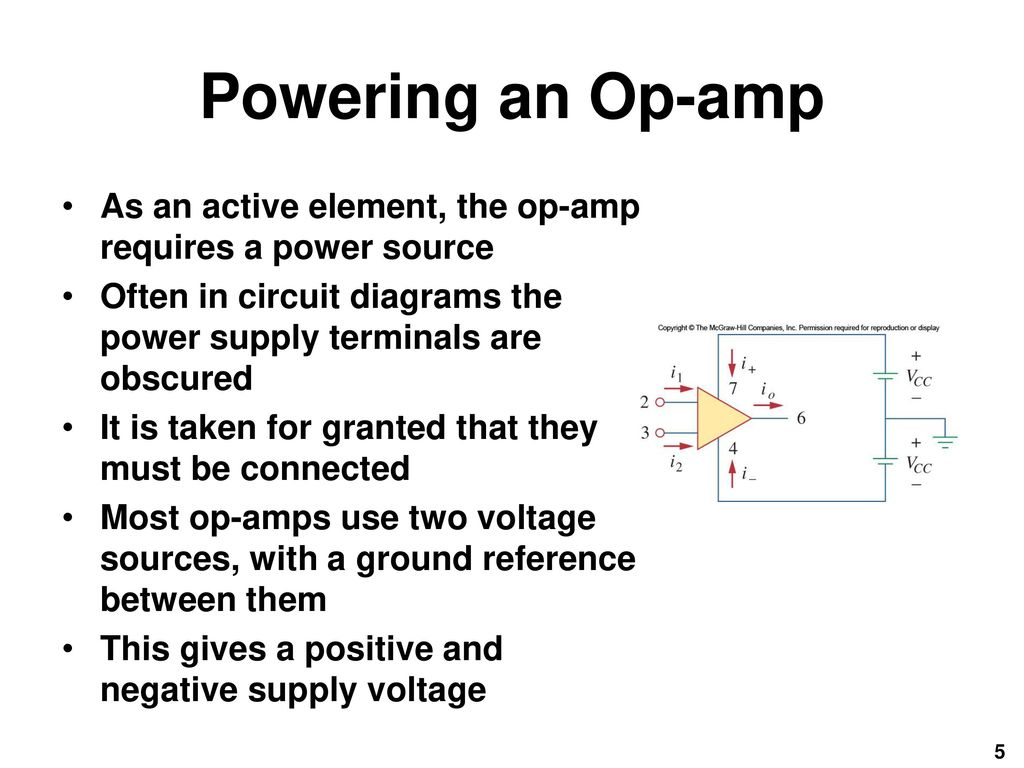 Fundamentals Of Electric Circuits Chapter 5 Ppt Download Circuit Diagram Voltage Source Powering