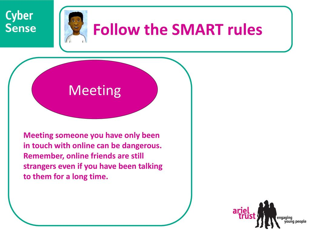 Online safety Use your CyberSense!  - ppt download