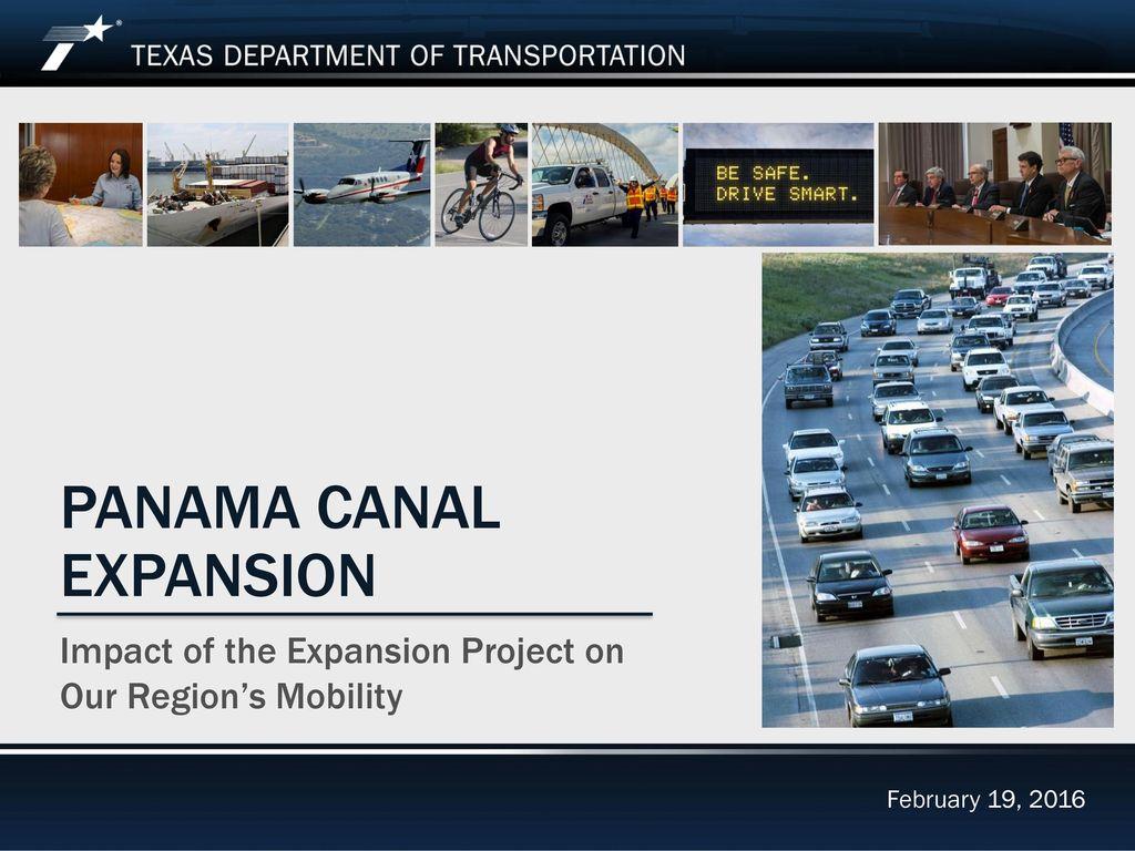 Panama Canal Expansion Ppt Download Process Flow Diagram