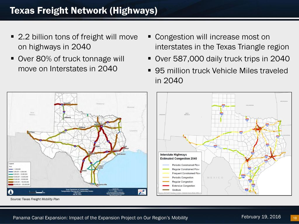 Panama Canal Expansion Ppt Download Process Flow Diagram 18 Texas