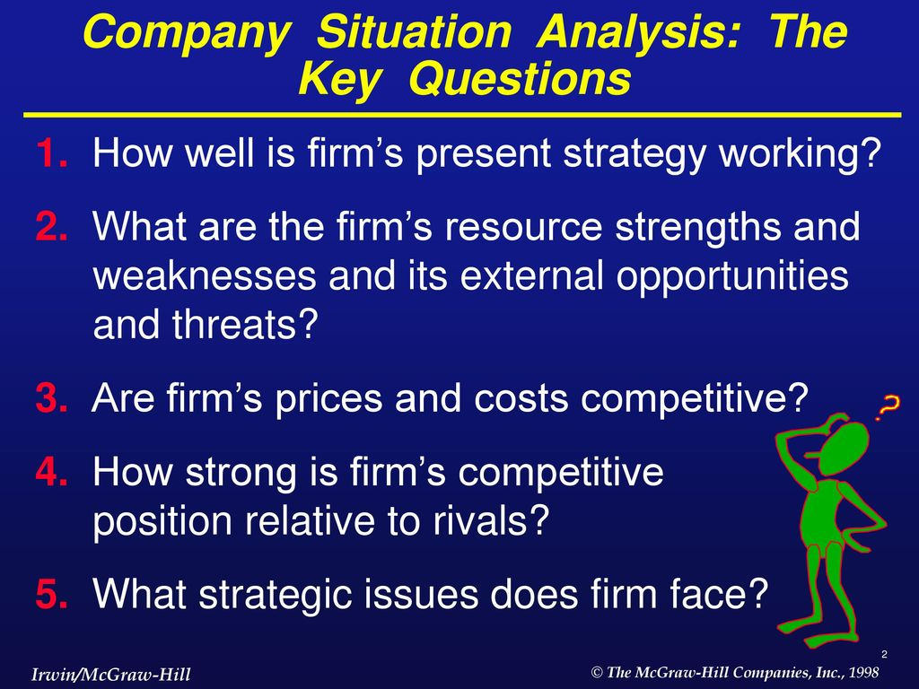 What are the firms