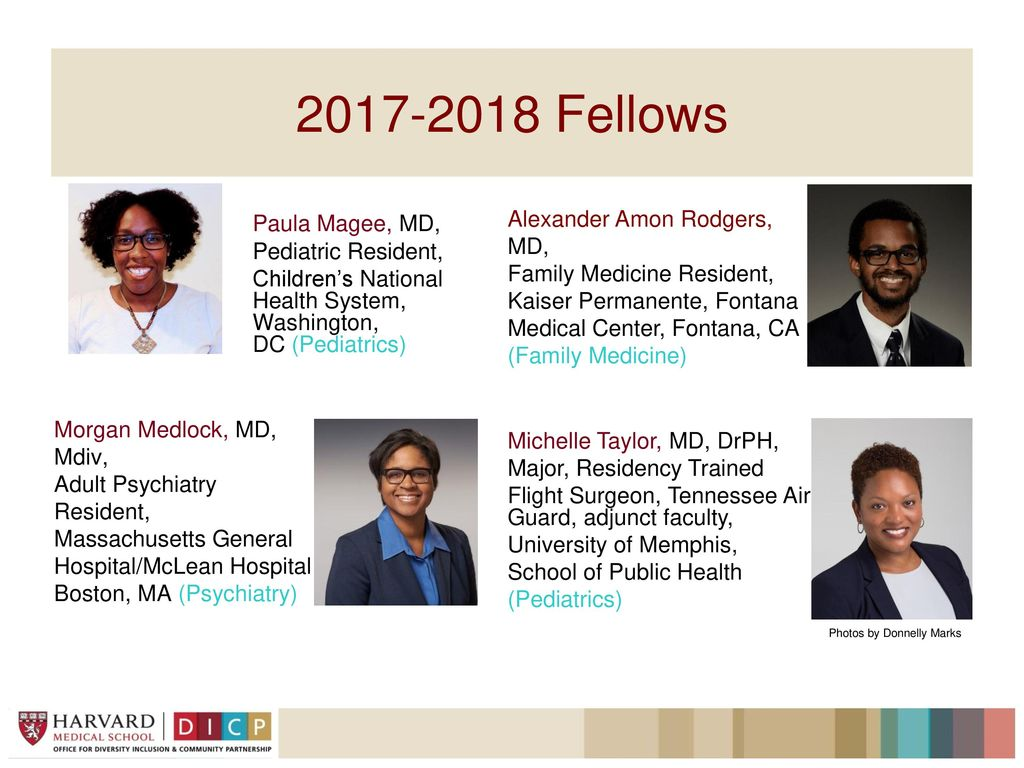 Fellowship Overview The First 21 Years ( ) - ppt download