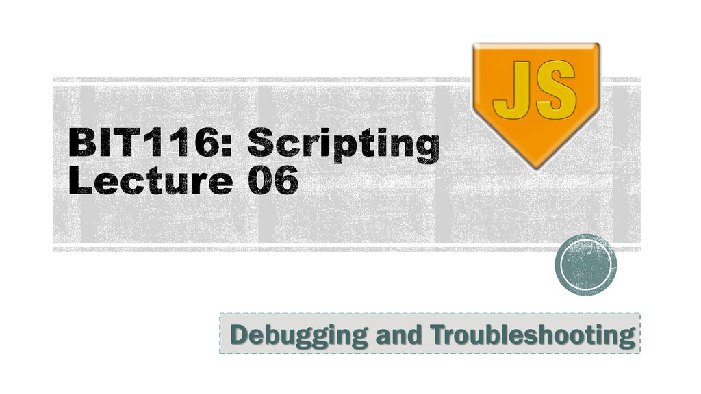 bit116 scripting lecture 02 part 2 ppt download.html
