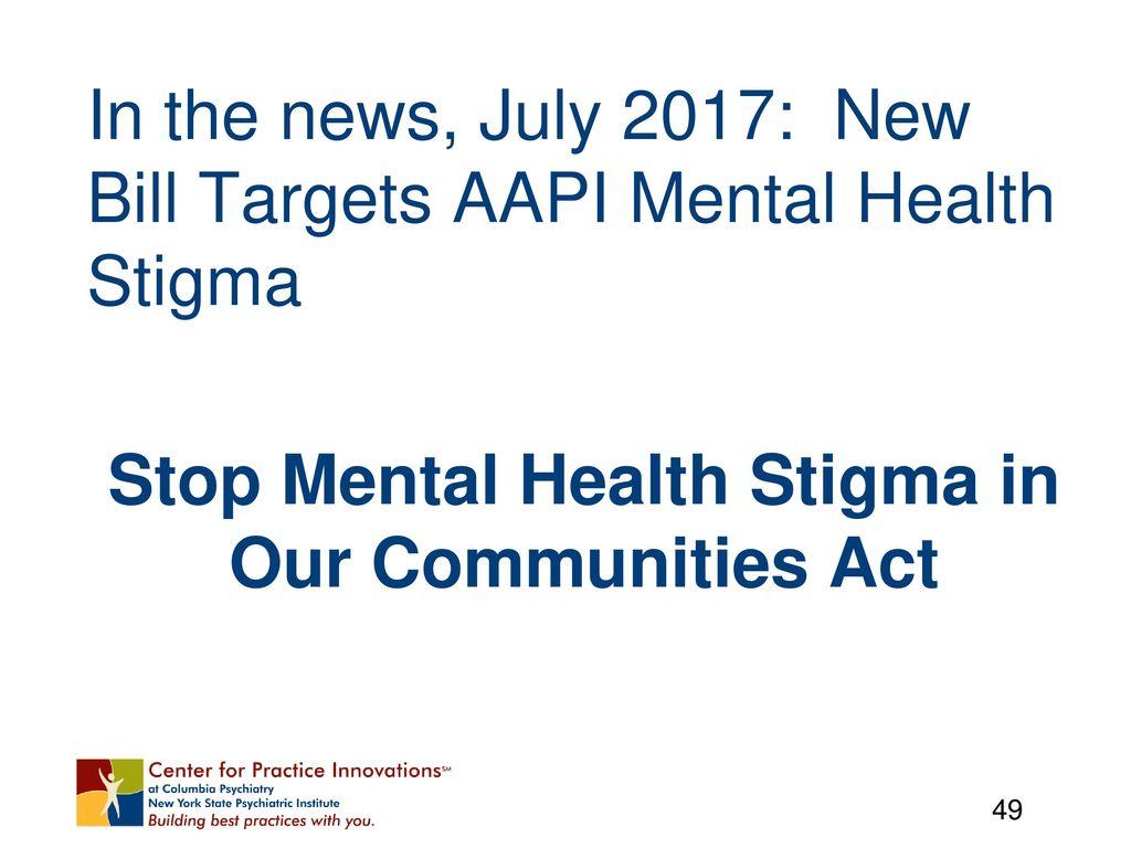 Break The Silence Bridging Mental Health Disparities Among Asian