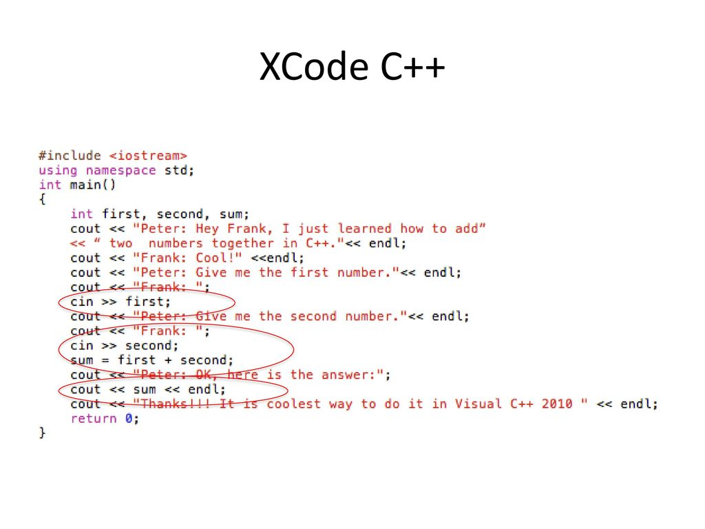 THE COOLEST EVER C++ THE JOURNEY BEGIN……  - ppt download