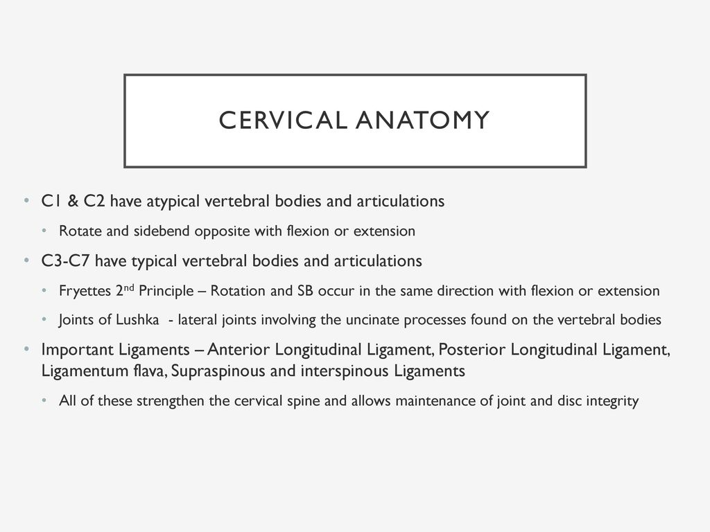 Cervical Diagnosis & treatment - ppt download