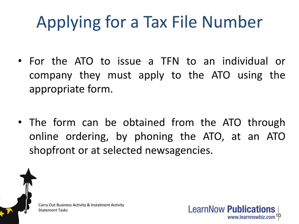 The Business Tax System - ppt download