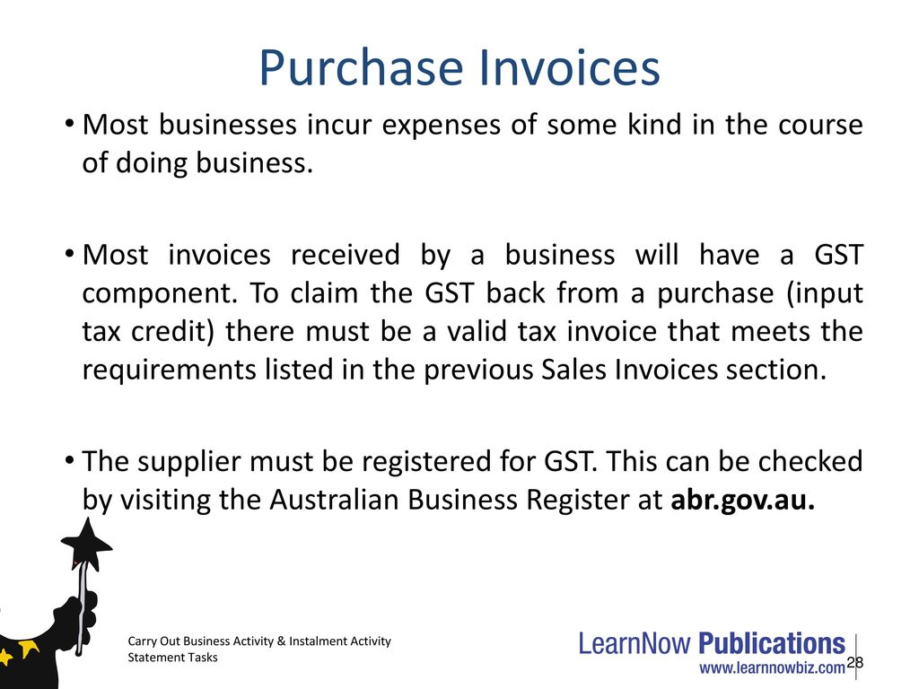 the business tax system ppt download
