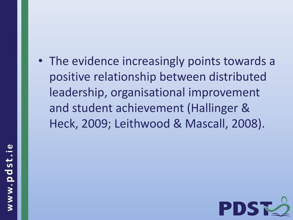 toward a positive and effective teacher paraprofessional relationship