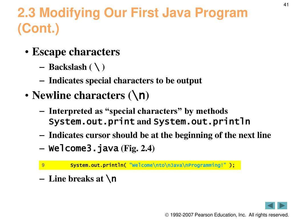 Introduction to Java Applications - ppt download