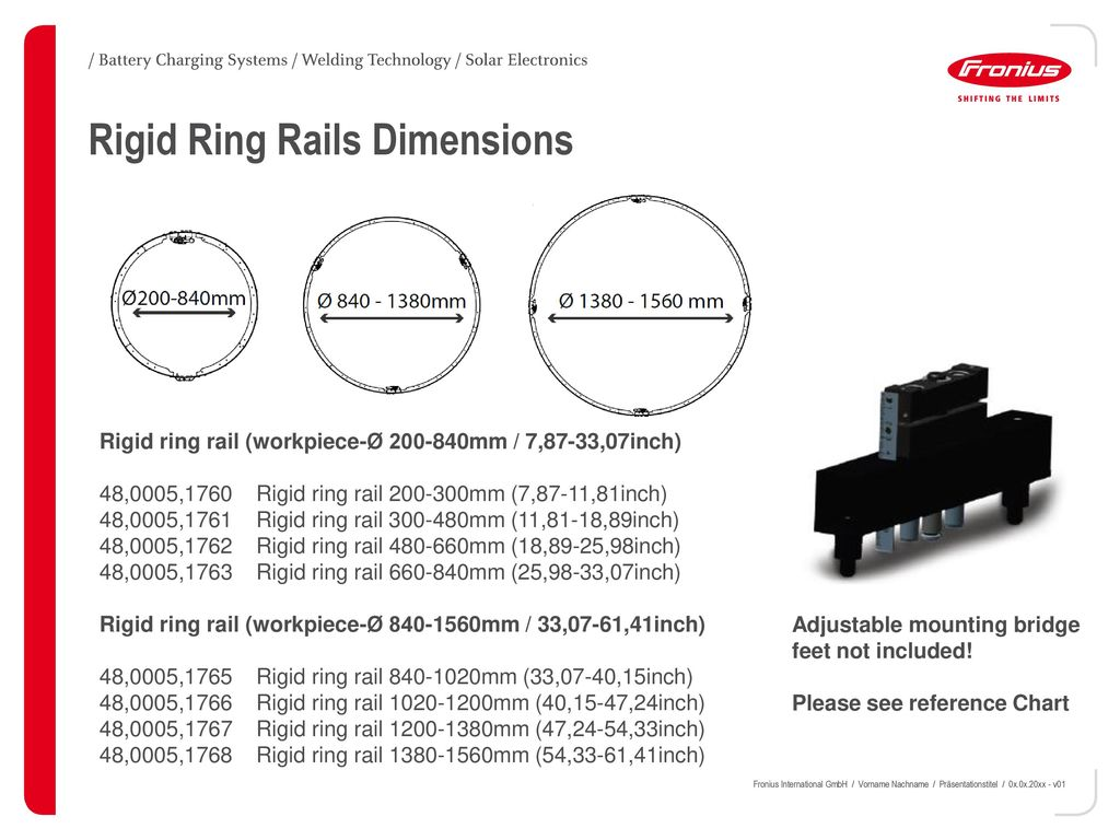 Flextrack 45 Welding Carriage Mark Zablocki Ppt Download 20131 7 Pin Wiring Harness 21 Rigid Ring Rails Dimensions
