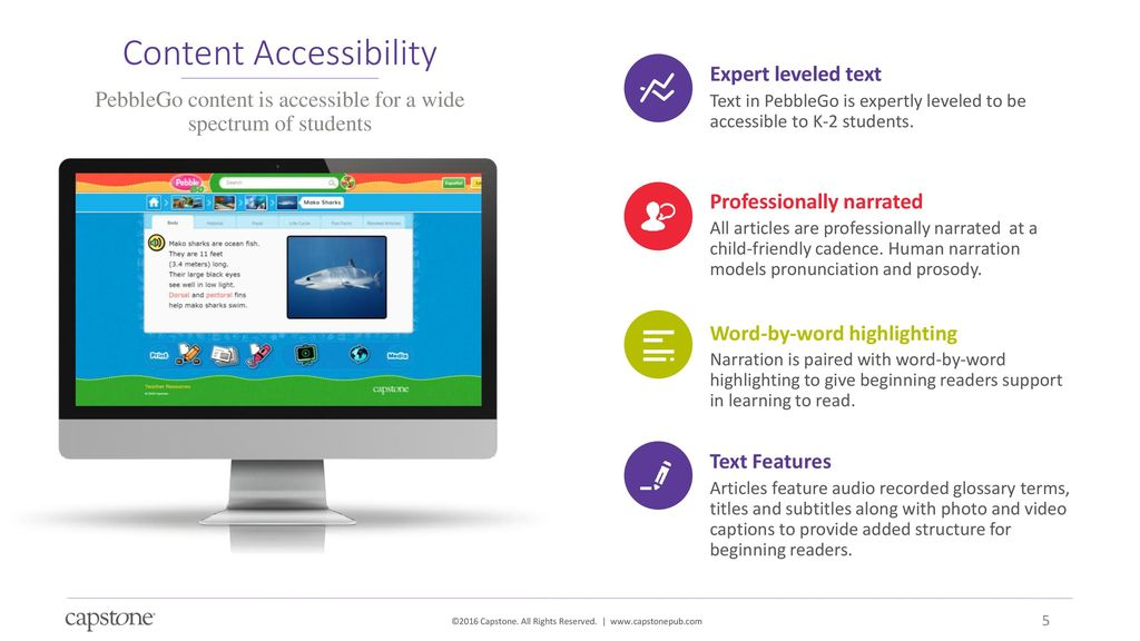 5 Content Accessibility