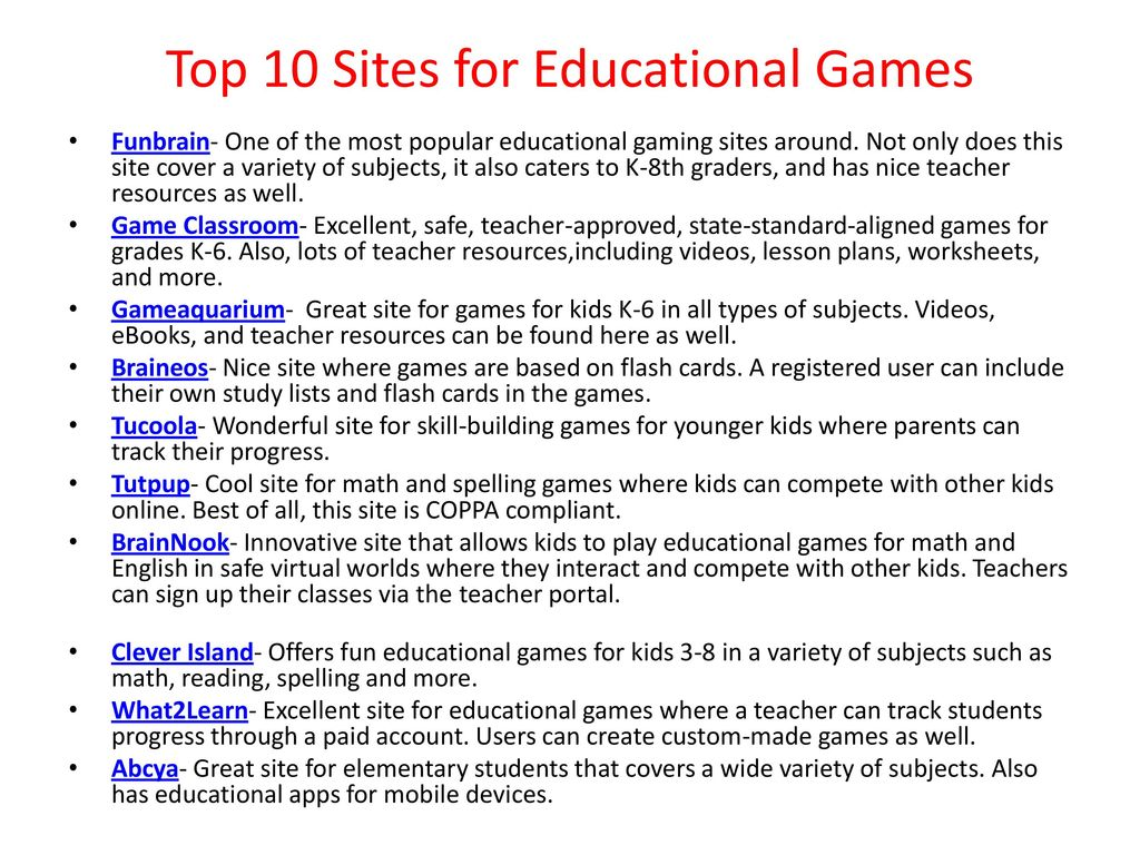 More Top Educational Apps >> Various Multimedia Learning Environments Ppt Download