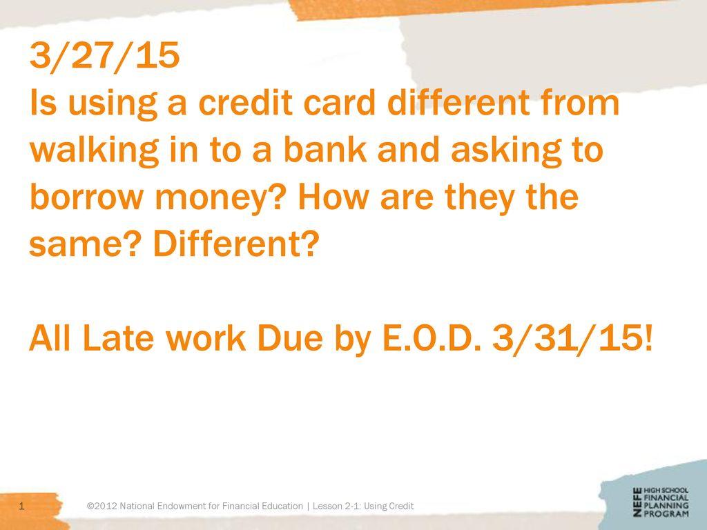 High School Financial Planning Program Ppt Download