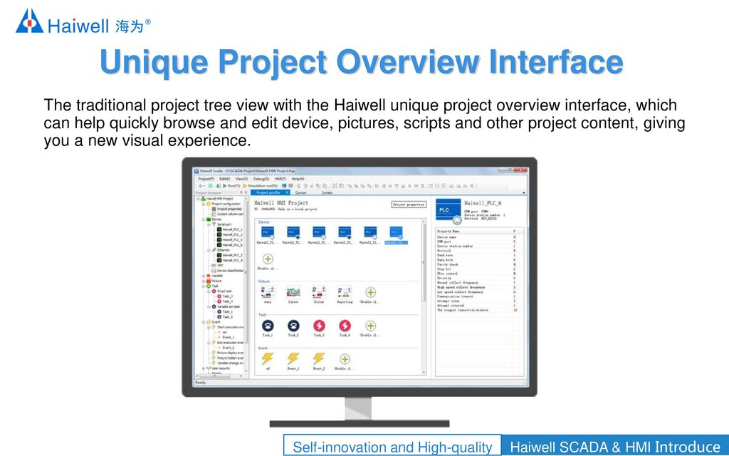 [Image: Unique Project Overview Interface.jpg]