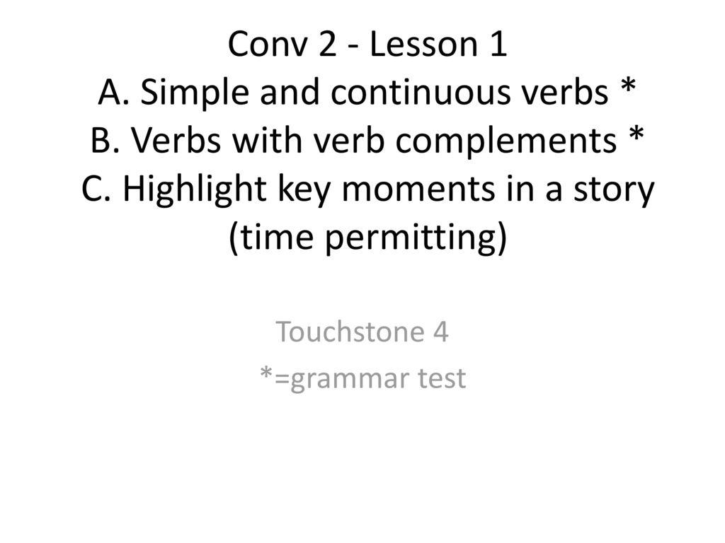 touchstone 4 answer key