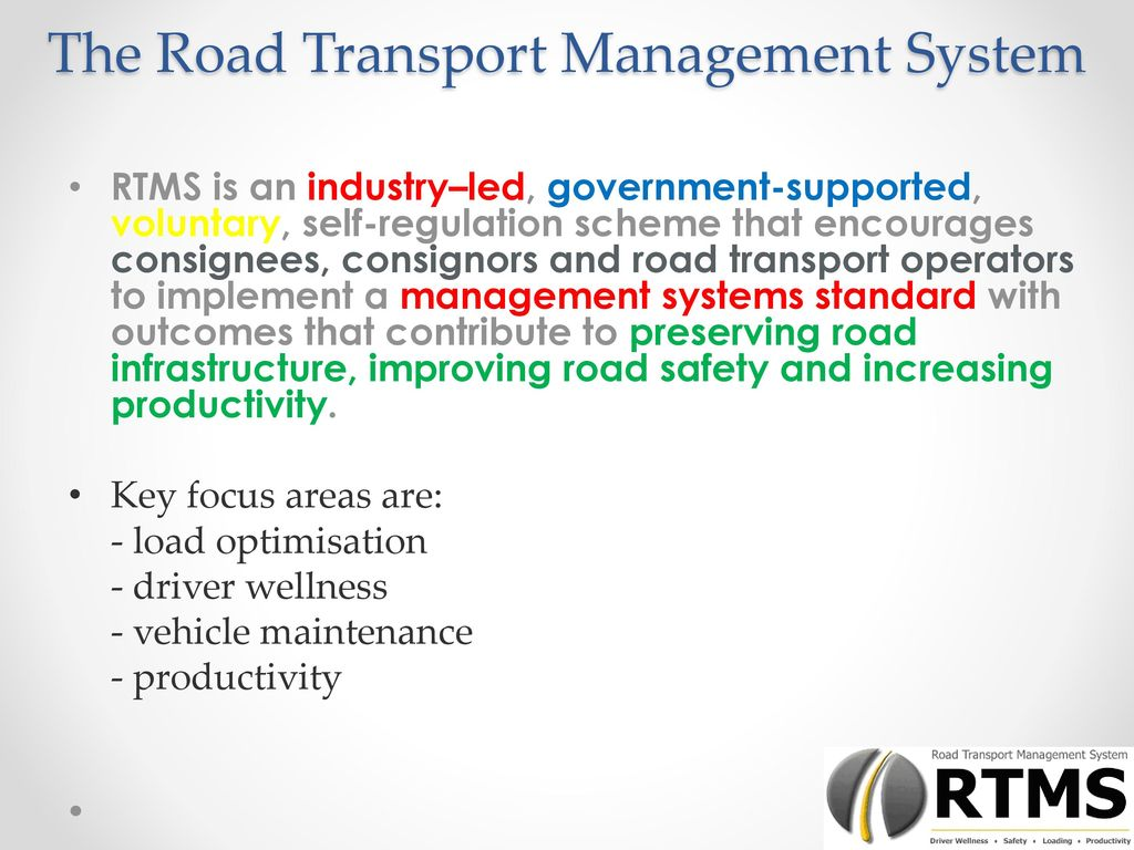 Importance of Truck Safety Compliance- strides made by RTMS