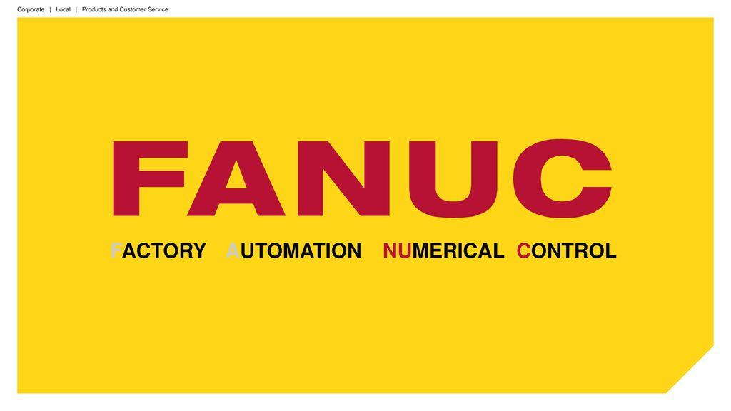 Fanuc-Intro  - ppt download