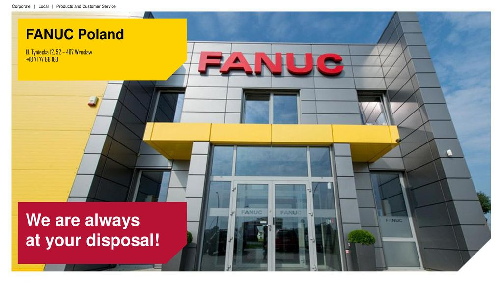 Fanuc-Intro  - ppt download