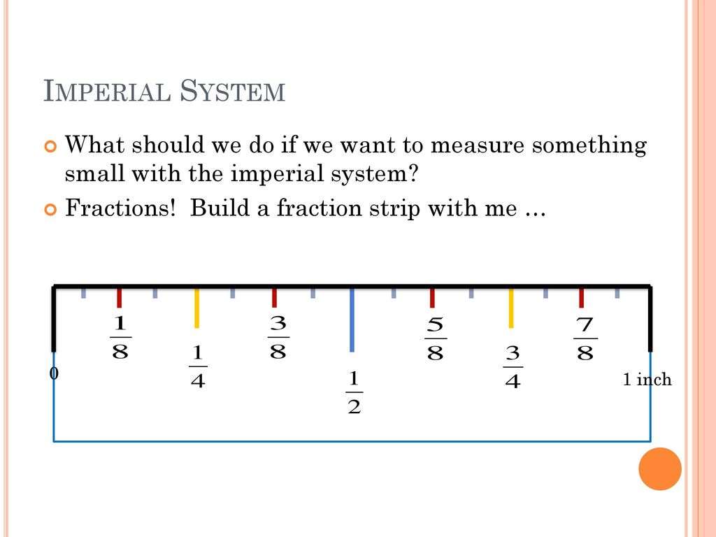 Systems of Measurement - ppt download
