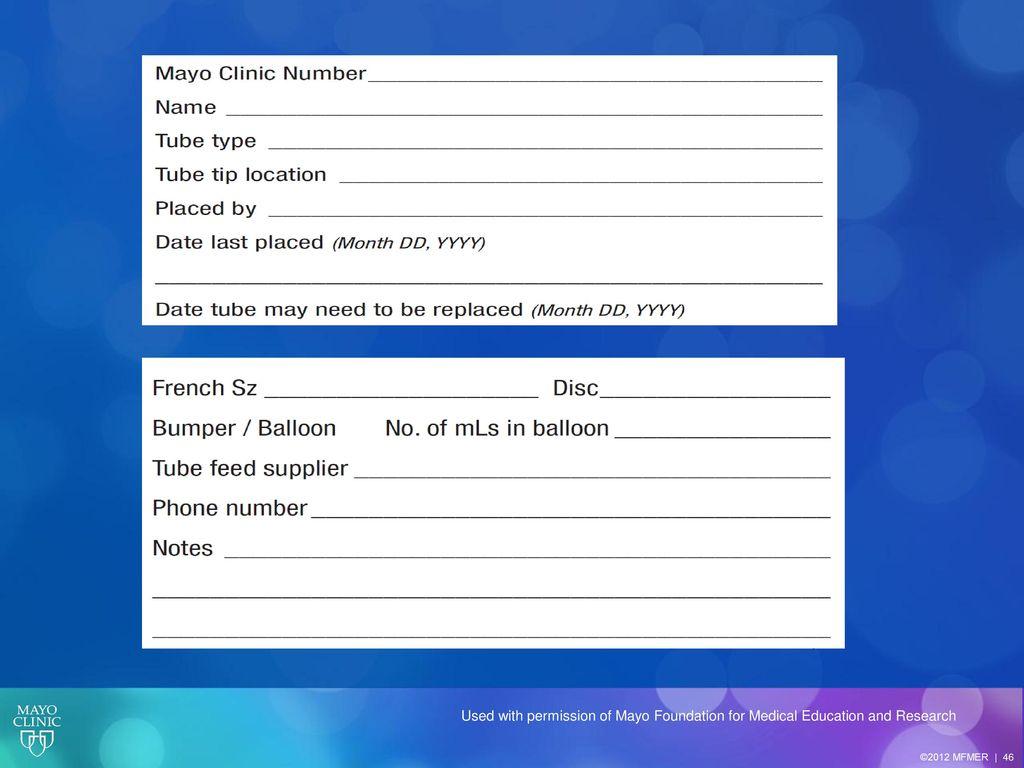 Comprehensive Enteral Tube Patient Care - ppt download
