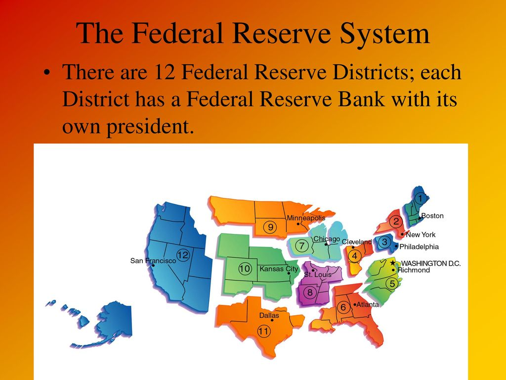 a study of the federal reserve system of america The federal reserve system (better known as the fed) is the driving force in monetary policy for the united states it has a number of tools that it can use to influence monetary policy and the.