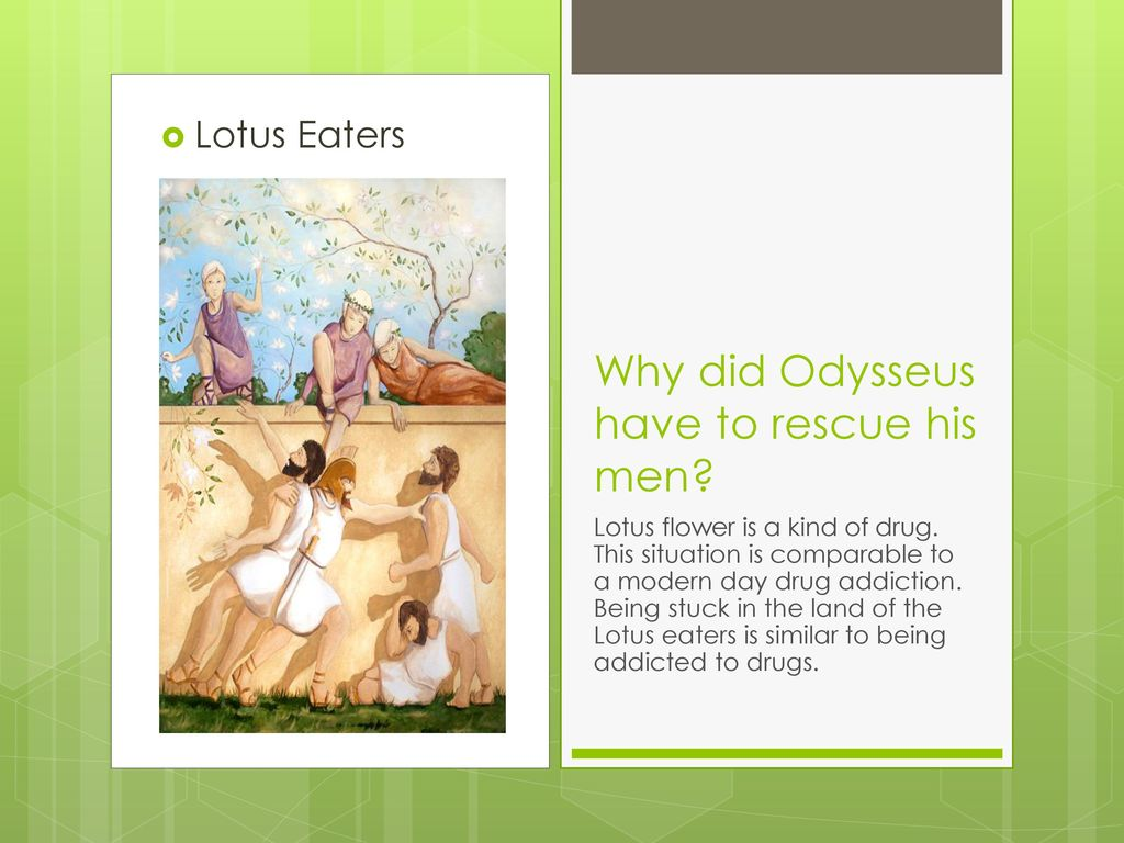 Why Did Odysseus Have To Rescue His Men Ppt Download