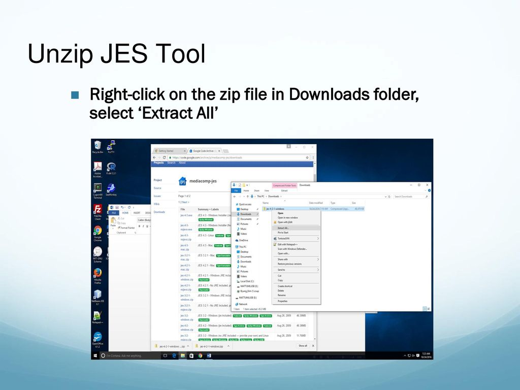 Download JES Tool JES: Jython Environment for Students - ppt download