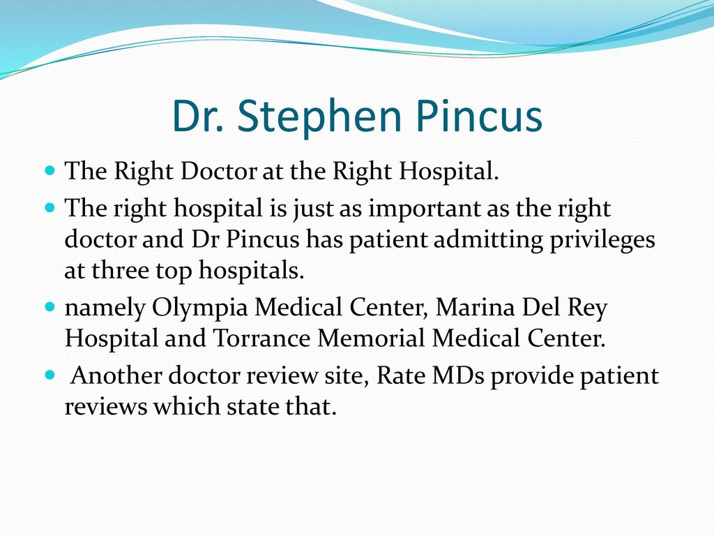 Positive Reviews of Stephen Pincus - ppt download