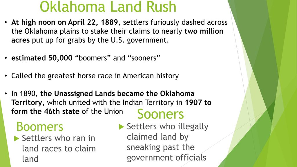 The Homestead Act  - ppt download